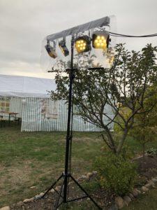 Wettergeschütze Scheinwerfer, für den Outdoorbetrieb