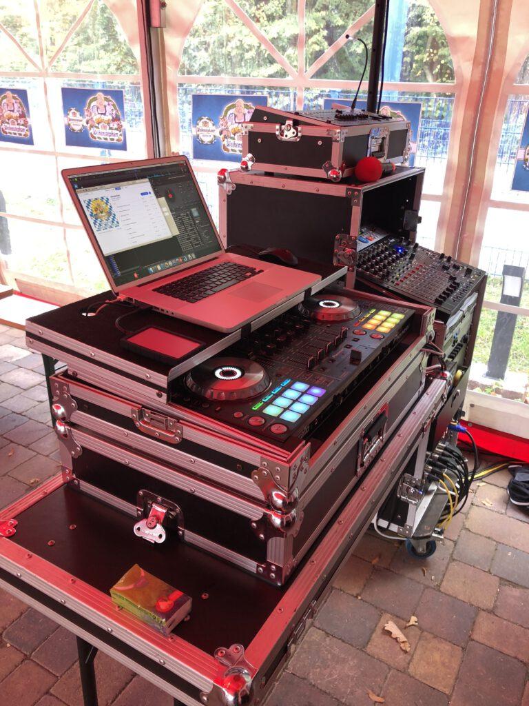 DJ Mischpult von Pioneer DJ